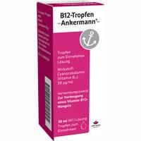 Abbildung von B12 Ankermann Tropfen 30 ml