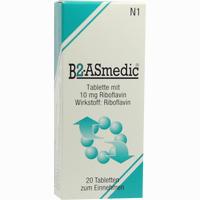 Abbildung von B2- Asmedic Tabletten 20 Stück