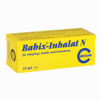 Babix-inhalat N  Inhalation 10 ml