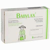 Babylax Miniklistier 3 Stück