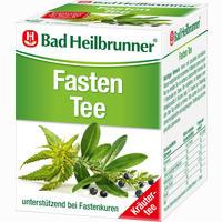 Abbildung von Bad Heilbrunner Fastentee 8 Stück