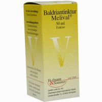 Baldriantinktur Melival   50 ml