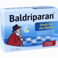Baldriparan Stark Für Die Nacht 60 Stück