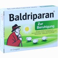 Abbildung von Baldriparan zur Beruhigung Tabletten 30 Stück