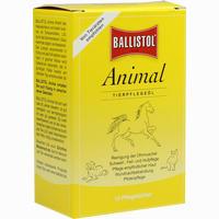 Ballistol Animal Pflegetücher Vet   10 Stück