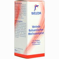 Abbildung von Balsamischer Melissengeist Dilution 50 ml