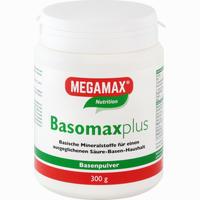 Basenpulver Basomax Plus   300 g