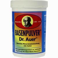 Basenpulver Dr. Auer  450 g