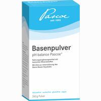 Basenpulver Pascoe   260 g