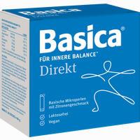Abbildung von Basica Direkt - Basische Mikroperlen  30 x 2.8 g