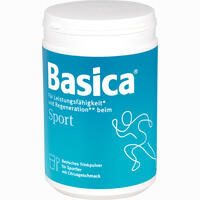 Basica Sport  Pulver 660 g