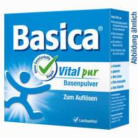 Abbildung von Basica Vital Pur Basenpulver  20 Stück