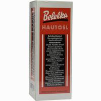 Abbildung von Befelka Hautöl Öl 100 ml