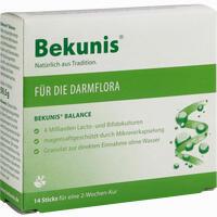 Abbildung von Bekunis Balance Granulat 14 Stück
