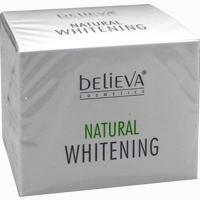 Abbildung von Believa Natural Whitening Creme 30 ml