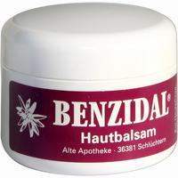 Benzidal Hautbalsam   75 ml