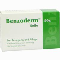 Abbildung von Benzoderm  Seife 100 g