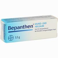 Abbildung von Bepanthen Promo Wund- und Heilsalbe  3.5 g