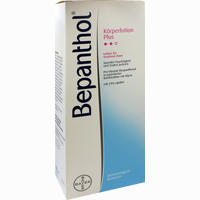 Bepanthol Körperlotion Plus Spenderflasche   400 ml