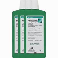 Betaisodona Lösung   3X1000 ml