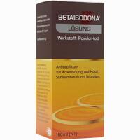 Abbildung von Betaisodona Lösung  100 ml