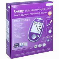 Beurer Blutzuckermessgerät Gl 44 Lila Mg/Dl 1 Stück