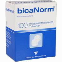 Abbildung von Bicanorm Tabletten 100 Stück