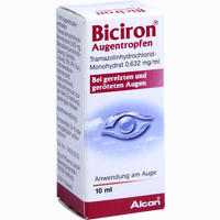 Biciron Augentropfen  10 ml