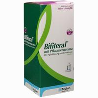 Abbildung von Bifiteral mit Pflaumenaroma 667 Mg/ml Lösung Zum Einnehmen  500 ml