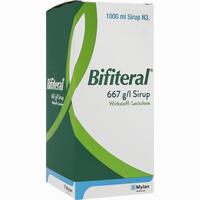 Abbildung von Bifiteral Sirup 1000 ml