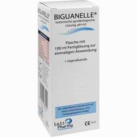 Abbildung von Biguanelle Vaginallösung 100 ml