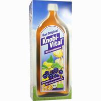 Abbildung von Bio- Knobivital mit Aroniabeere Flasche 960 ml