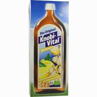 Abbildung von Bio- Knobivital mit Zitrone Flasche 960 ml