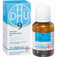 Abbildung von Biochemie 9 Natrium Phosphoricum D6 Tabletten Dhu-arzneimittel 200 Stück