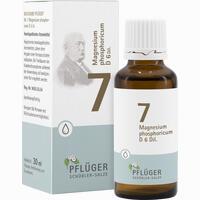 Abbildung von Biochemie Pflüger Nr. 7 Magnesium Phosphoricum D6 Tropfen 30 ml