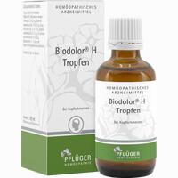 Abbildung von Biodolor H Tropfen  50 ml