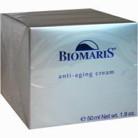 Abbildung von Biomaris Anti- Aging Cream mit Parfum Creme 50 ml