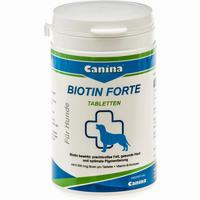 Biotin Forte Tabletten  100 g