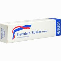 Bismutum / Stibium  Creme 25 g