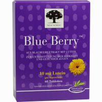 Blue Berry  Tabletten 60 Stück