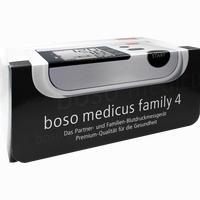 Boso Medicus Family 4 Blutdruckmessgerät 1 Stück