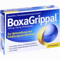 Boxagrippal 200 Mg/ 30 Mg Filmtabletten   10 Stück