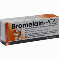 Abbildung von Bromelain Pos Tabletten 30 Stück