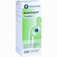 Abbildung von Bronchipret Tropfen  100 ml