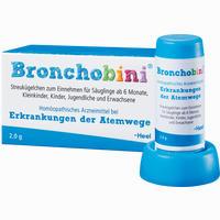 Abbildung von Bronchobini Globuli  2 g