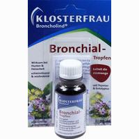 Abbildung von Broncholind Bronchial-tropfen   20 ml