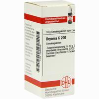 Bryonia C200  Globuli 10 G