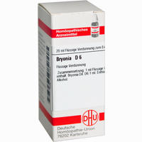 Bryonia D6  Dilution 20 ML