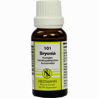 Bryonia Kompl Nestm 101  Dilution 20 ml