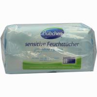 Bübchen Sensitive Feuchttücher Doppelpack   2X56 ST